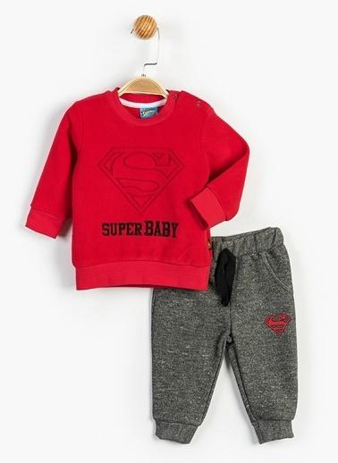 Superman Set Kırmızı